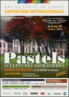 Art du Pastel en France